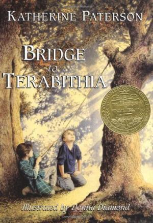 Bridge to Terabithia by Katherine Patterson