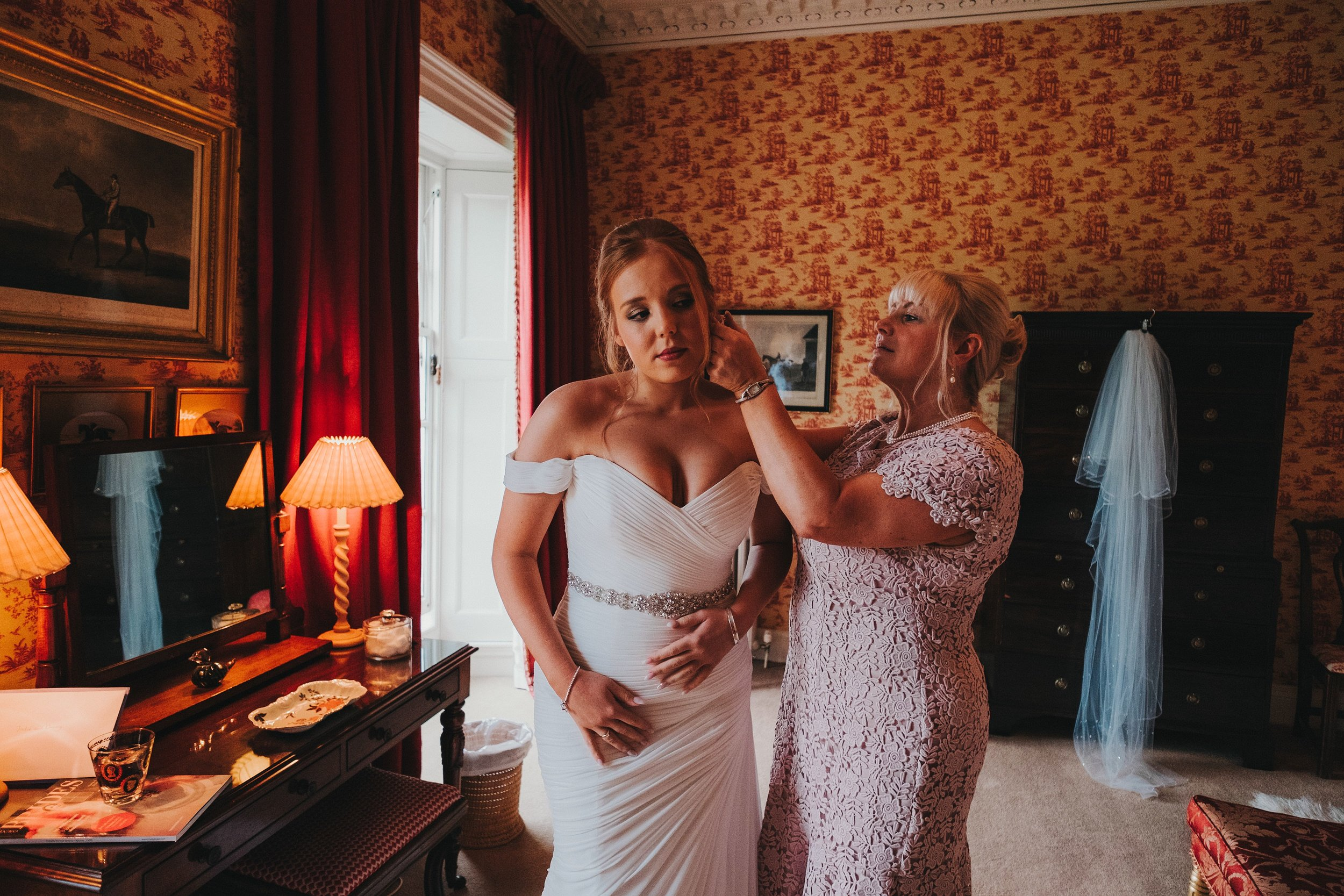 Jodie & Danny // Knowsley Hall