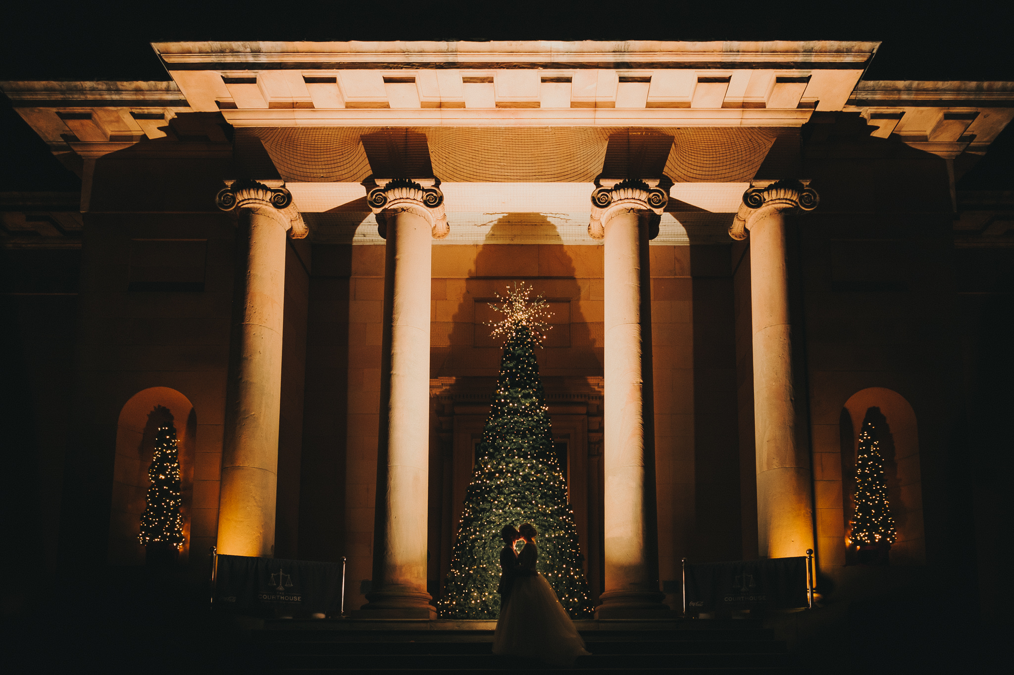 Charles & Rachel // The Courthouse