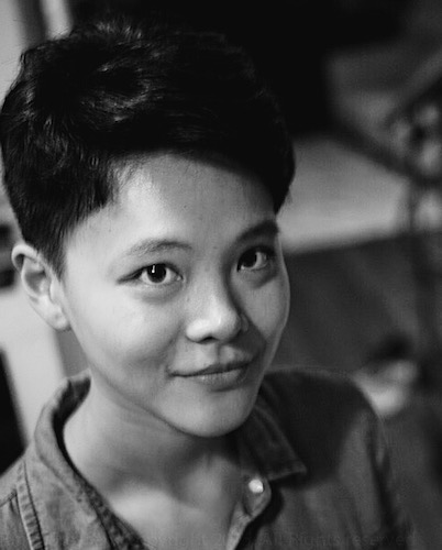 Ruth Tang writes poetry and plays. Her poetry has appeared in  QLRS  and was shortlisted for the 2016 Manchester Poetry Prize. Her manuscript,  Closed-Loop Time Travel , was selected for the Manuscript Bootcamp 2017 (Poetry).