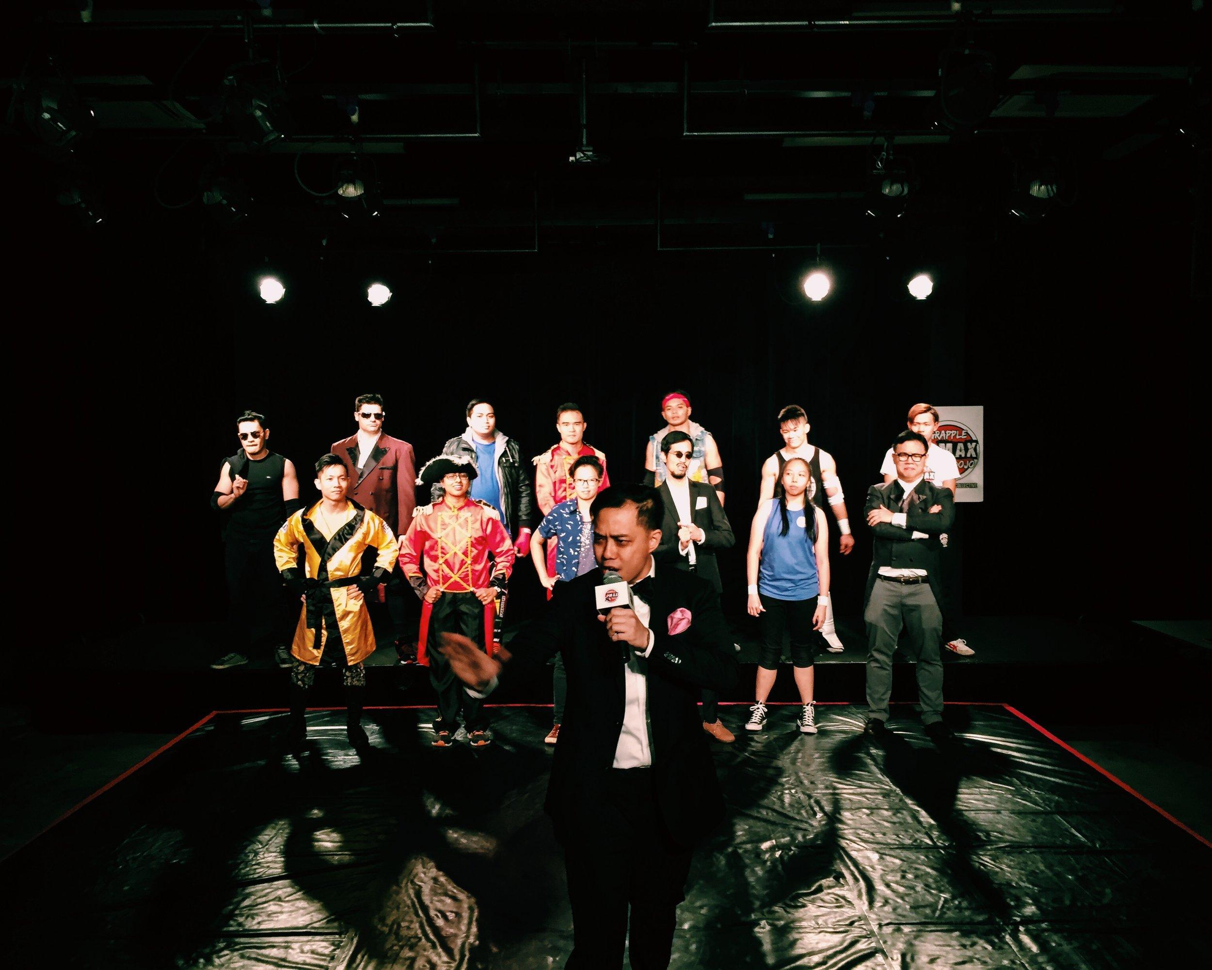 Thank you for making Sing Lit Body Slam a smashing success. -