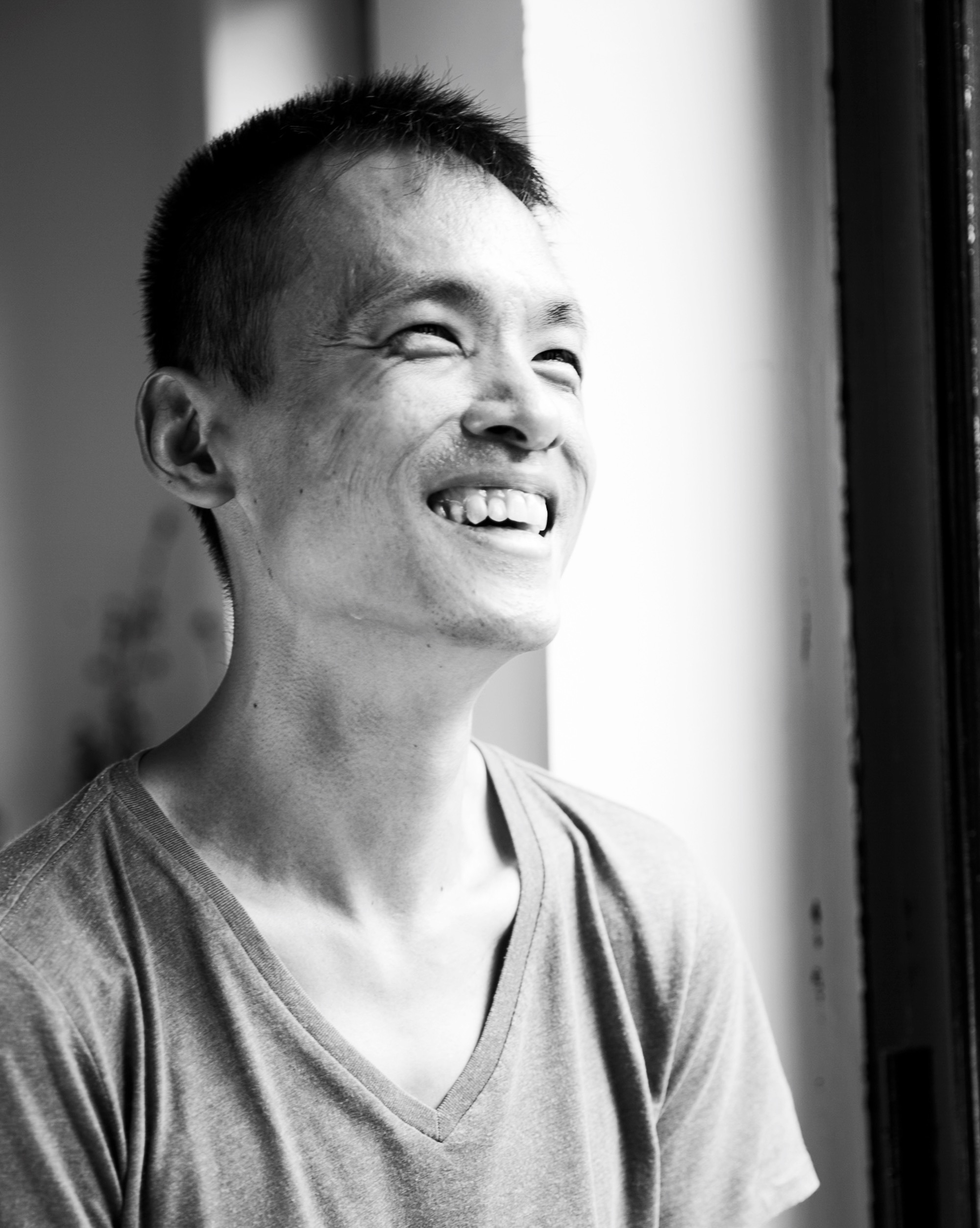 Cyril Wong  is a dark balloon afloat between dank places, and sometimes leaks poems and little fictions into the atmosphere. (Photo credit: The Mindful Company)