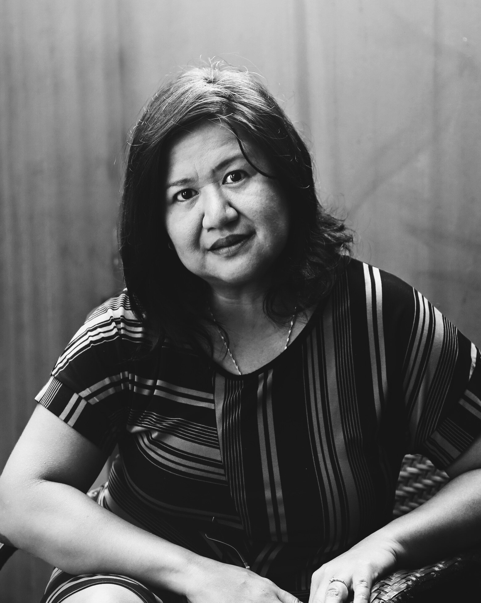 Writer and freelance copyeditor  Noelle Q. de Jesus  has lived in Singapore as a permanent resident since 2000. She is the author of  BLOOD Collected Stories  (Ethos Books Singapore 2015), an award-winning collection of short fiction with a forthcoming translation in French, and the chick lit novel  Mrs MisMarriage  (Marshall Cavendish International 2008). She edited edited the flash fiction anthology series,  Fast Food Fiction Short Short Stories to Go  and  Fast Food Fiction Delivery ( Anvil Publishing Philippines 2003, 2015).  Penguin Random House Southeast Asia is publishing her second book of short fiction,   Cursed and Other Stories   .  She will be working on her novel,  Another Immense Sky , and prepare it for publication, as well as begin a creative non-fiction book project about life lessons from tennis.