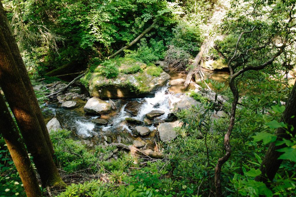 dukes creek falls photos