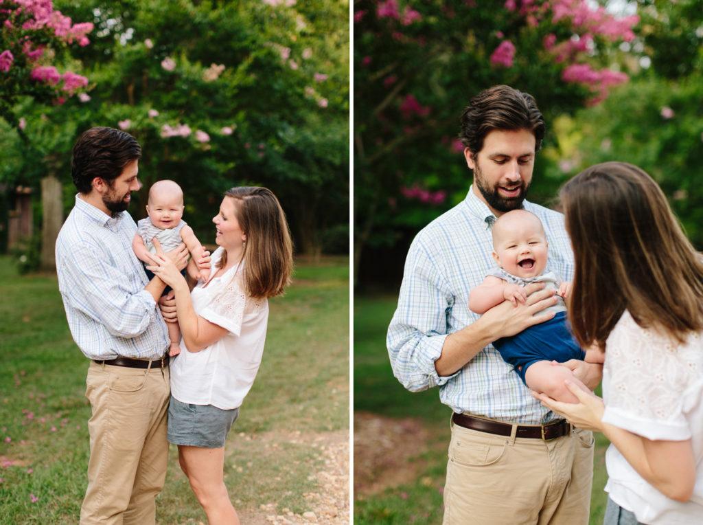 athens family photos