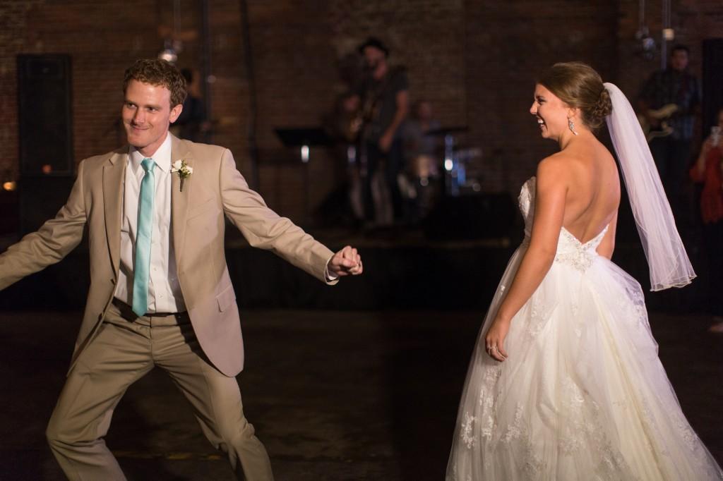 mr. & mrs. moore   jackson, mississippi wedding   summer wedding