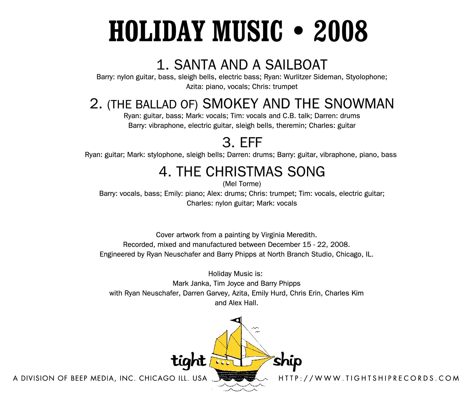 Holiday Music • 2008 back.jpg