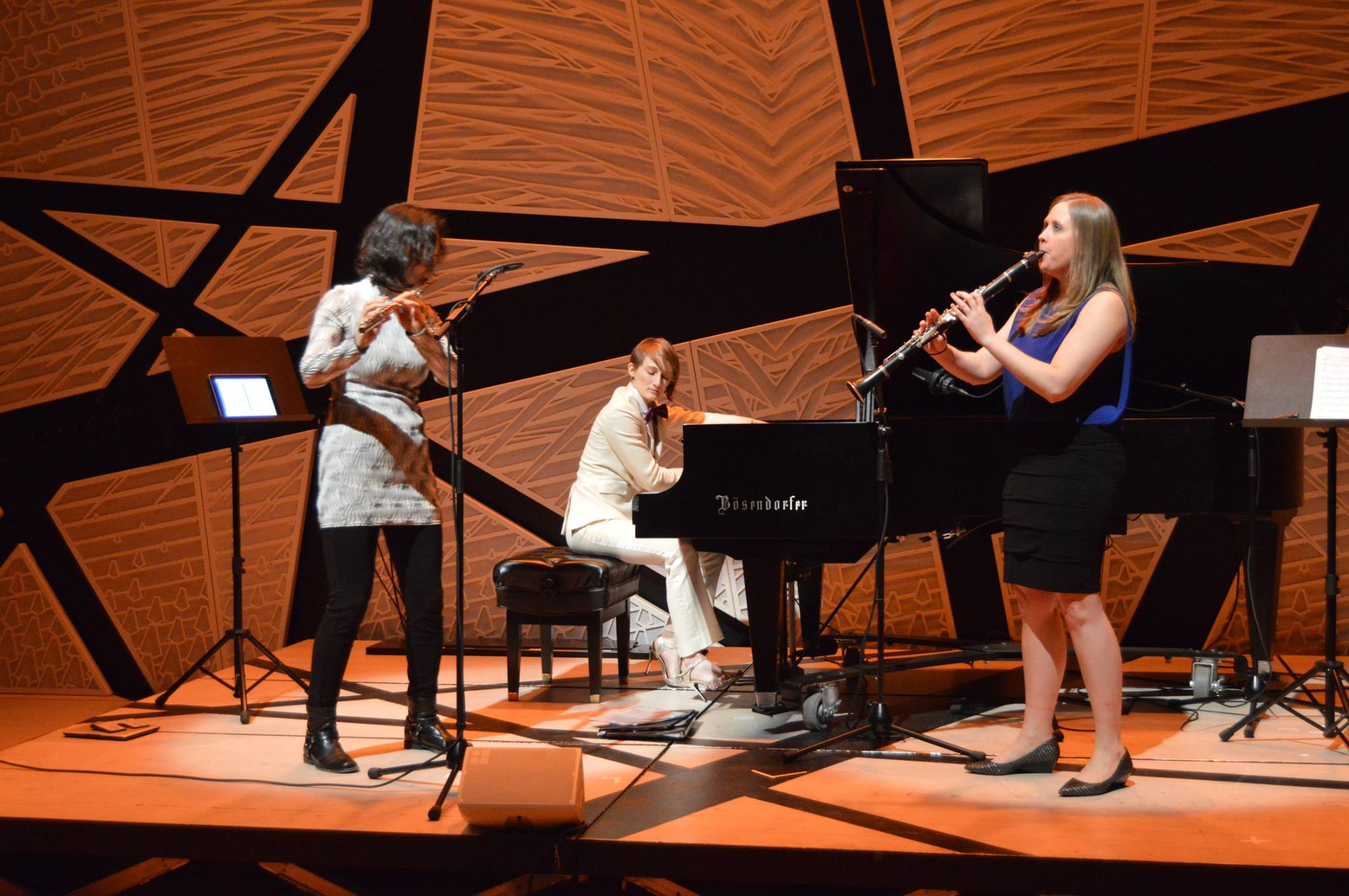 The Parhelion Trio at National Sawdust