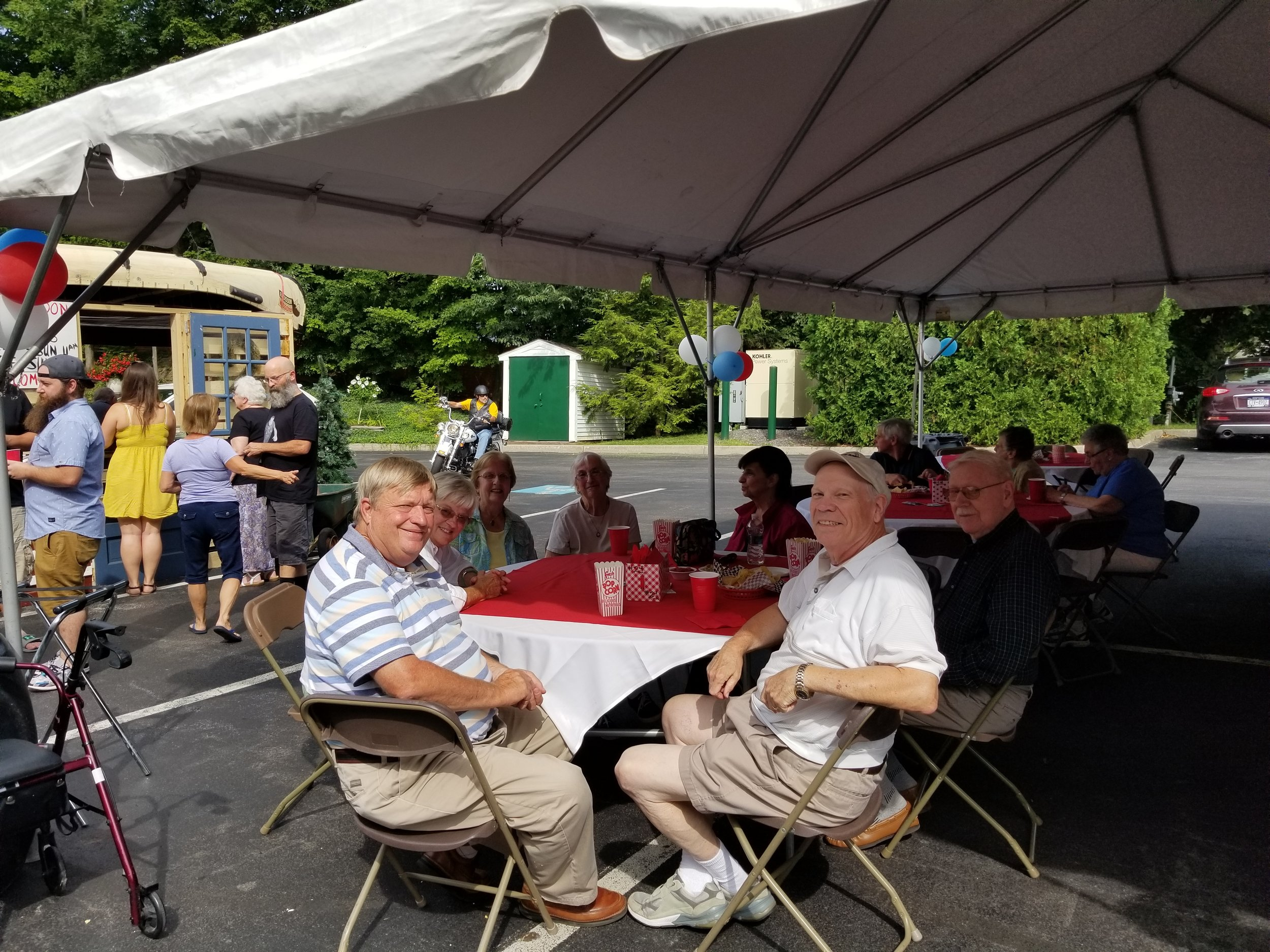 Summer-Fest 2017 Tenant's with their family and friends.jpg