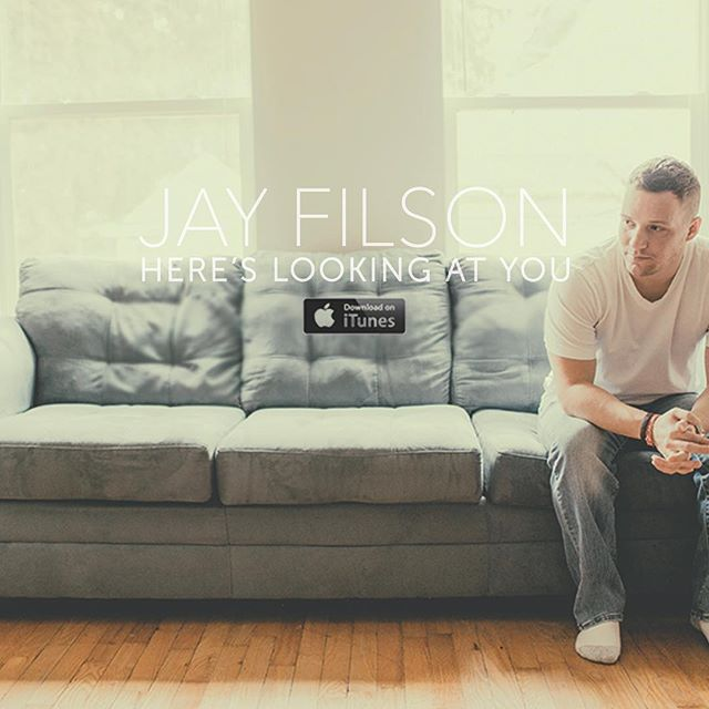 My first album came out 3 years ago today! Thank you to everyone who has taken the time to listen to these songs. It means a lot! #HeresLookingAtYou