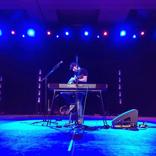 Had the opportunity to play some songs in the great state of Minnesota last weekend! Thanks to @thenacanpl for having me!!