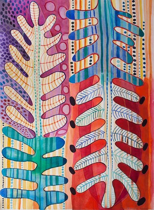 Inverted Ferns