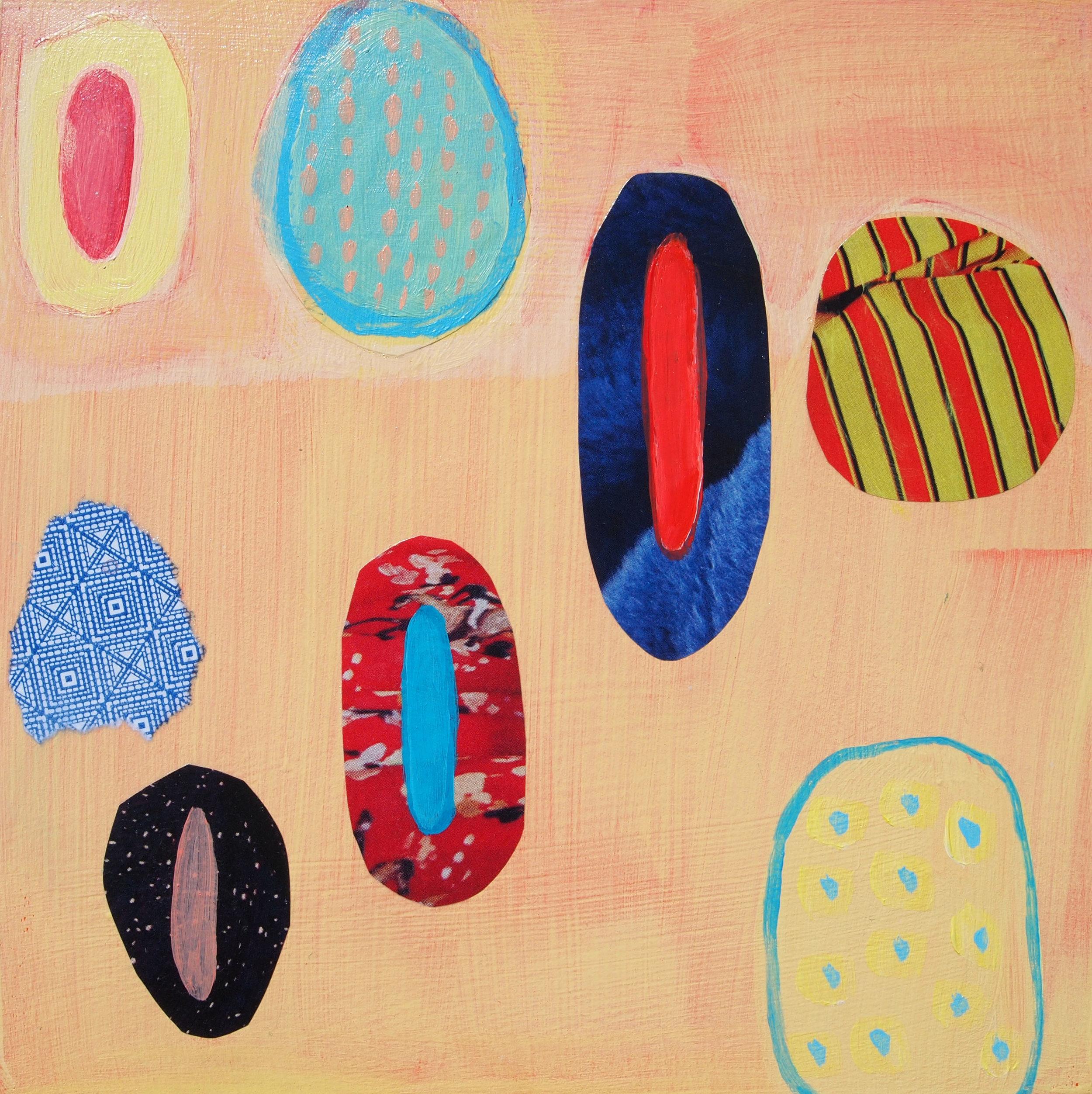 Floating Ovals