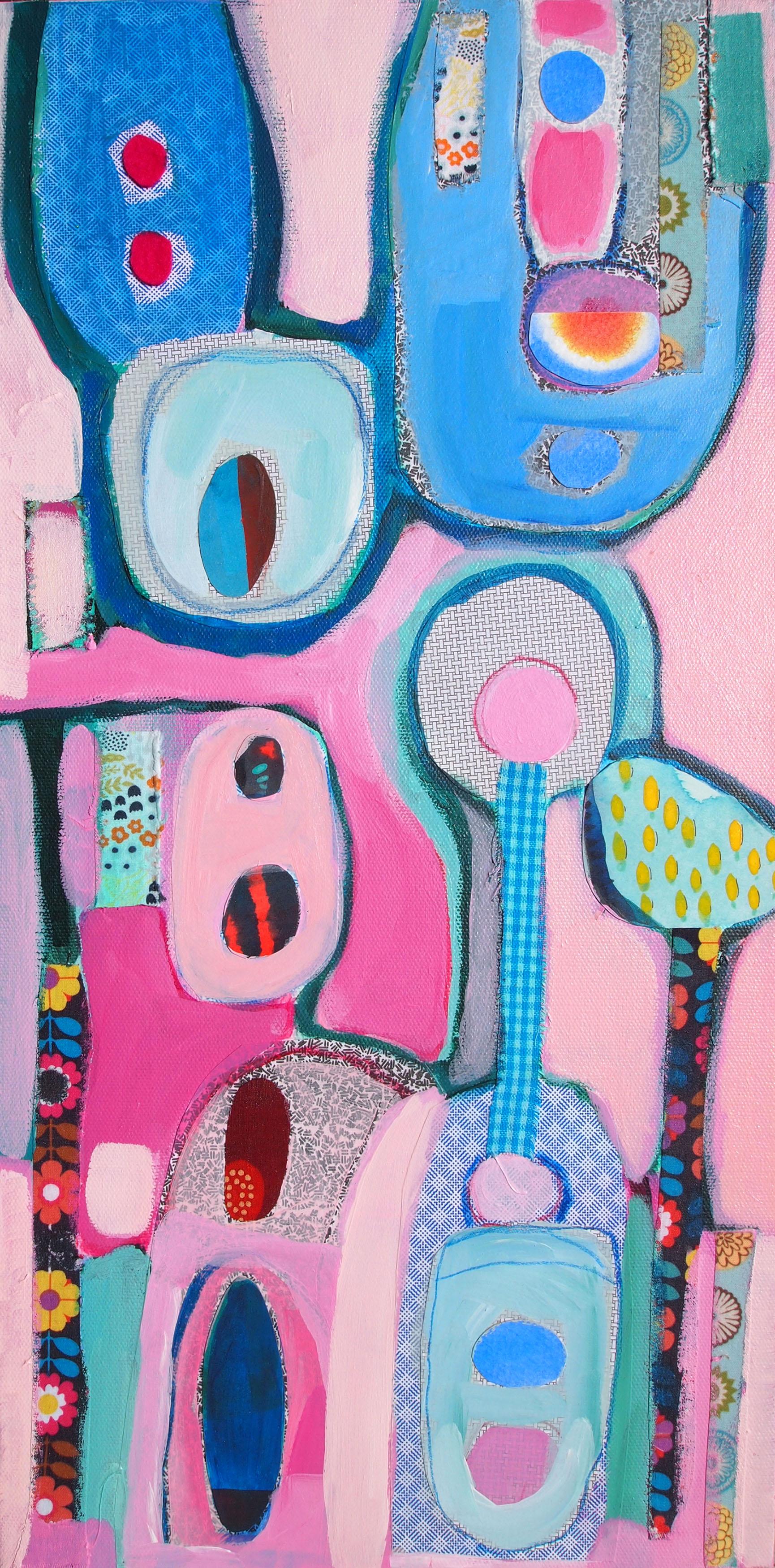 Balancing Pink and Blue