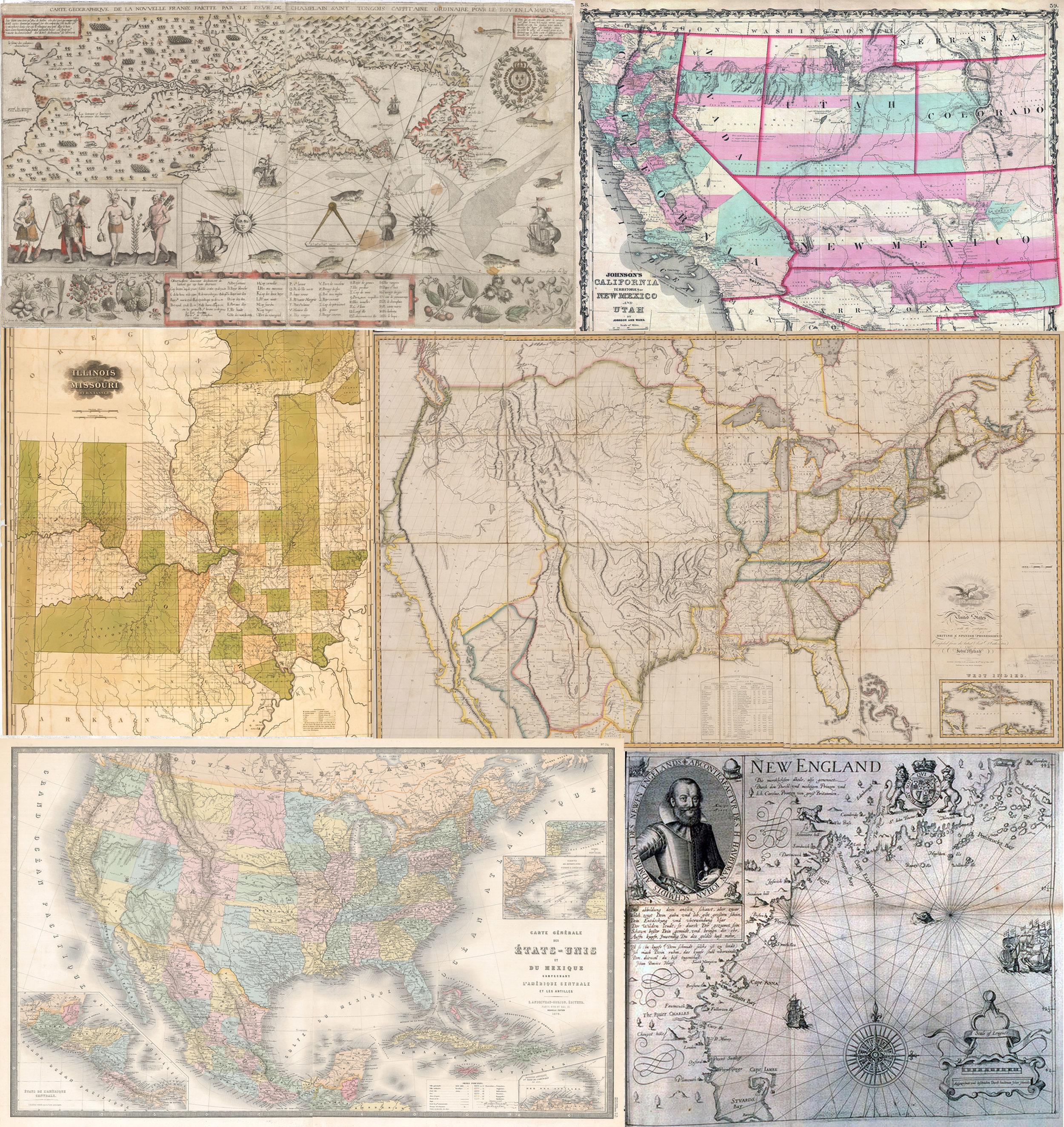 American Cartography -
