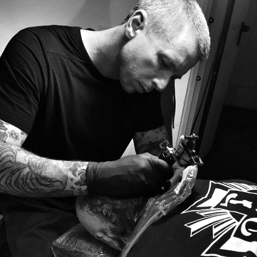 Christian Otto Tattooing