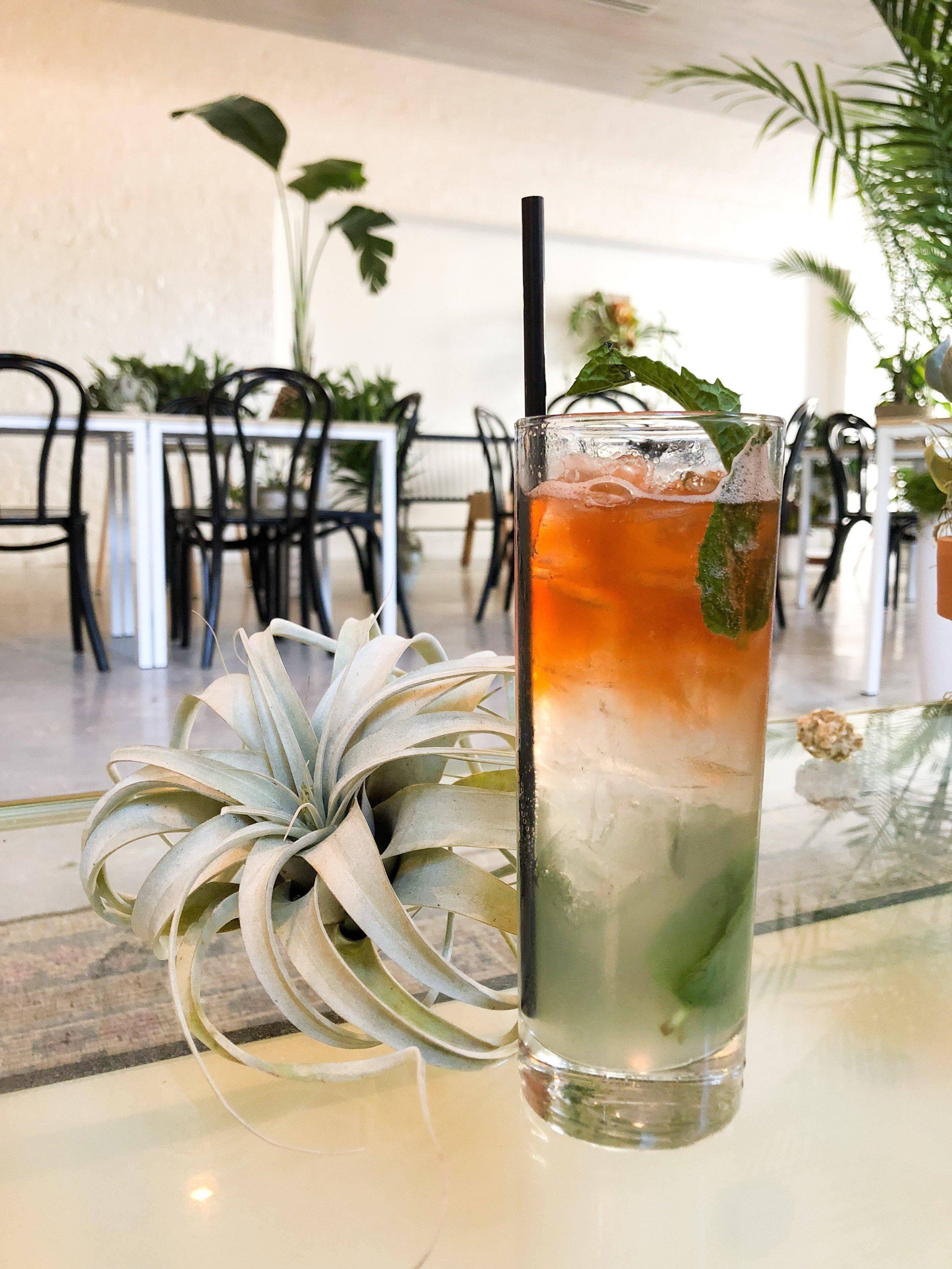 Specialty Cocktail: Bella Luna