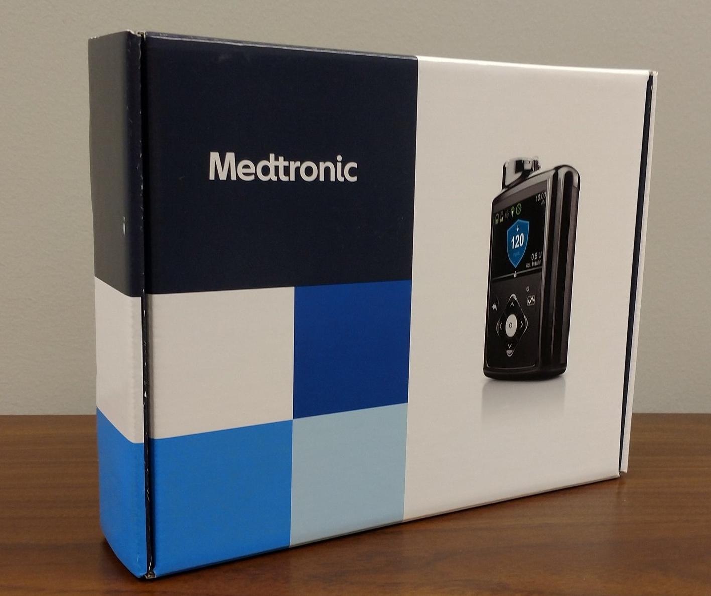 Medtronic MiniMed 670G (Photo by Steve Wood)