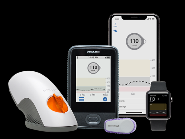 Dexcom G6 Continuous Glucose Monitoring System now shipping from Healthy Living Medical Supply