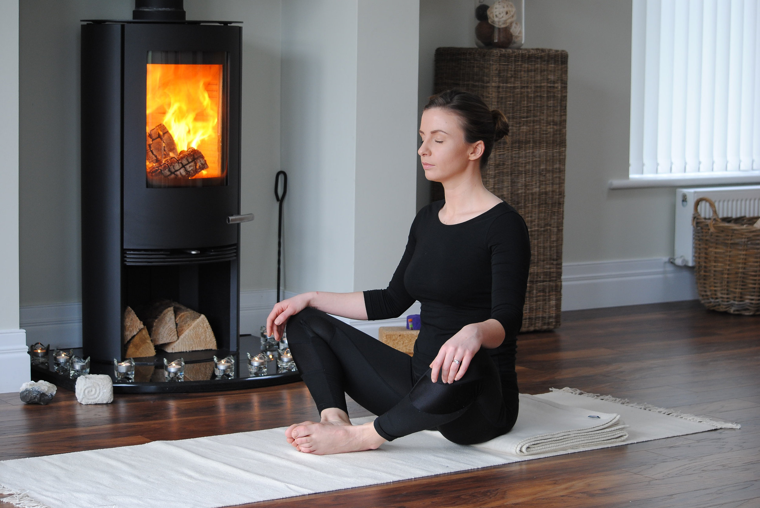 Stress Management: Mindfulness is one of the most effective practices to help release stress and restore balance.