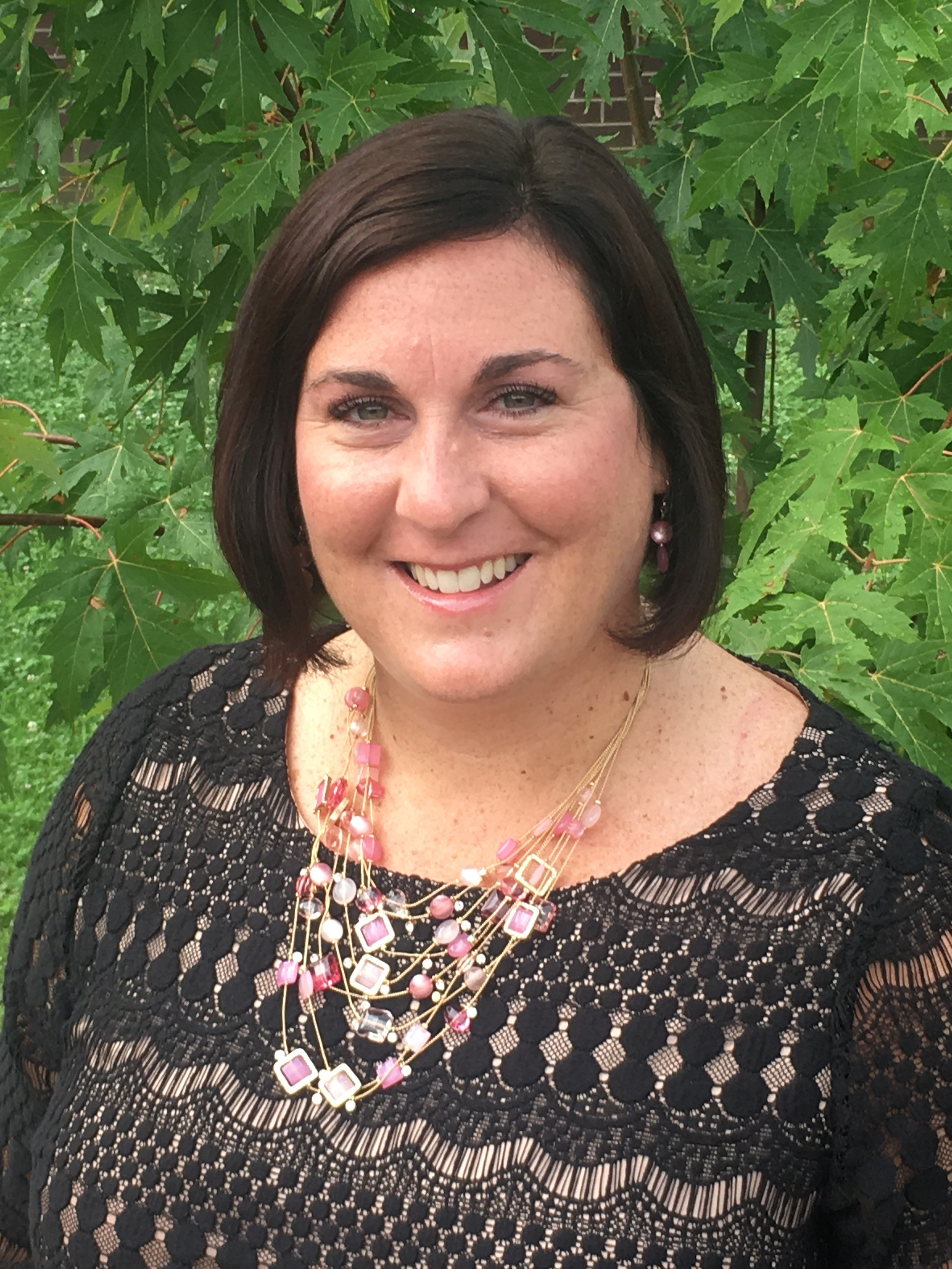 Allyson Johnson, Ed. D.   Principal