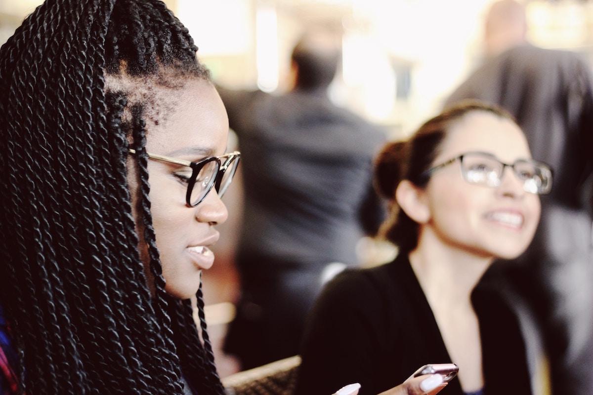 Queen-BEES-Social-Club-MD-DC-VA-DMV-Female-Mentorship-Empowerment-African-American-Woman-Caucasian-Woman-Teamwork-Photo-by-Samantha Sophia-on-Unsplash.jpg