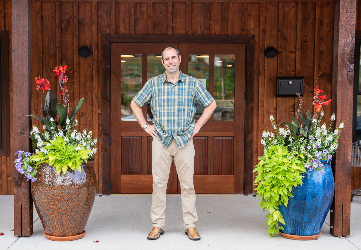 Clay Elkins, owner.