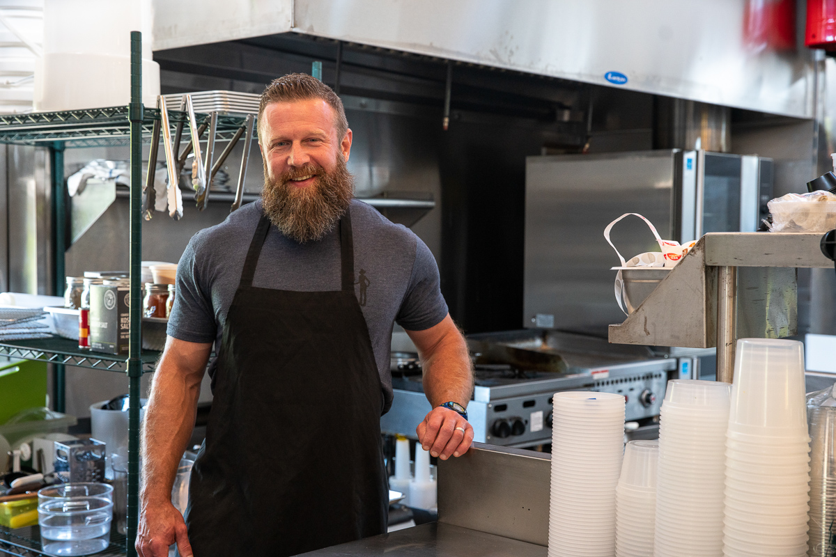 Todd Wagner, Executive Chef