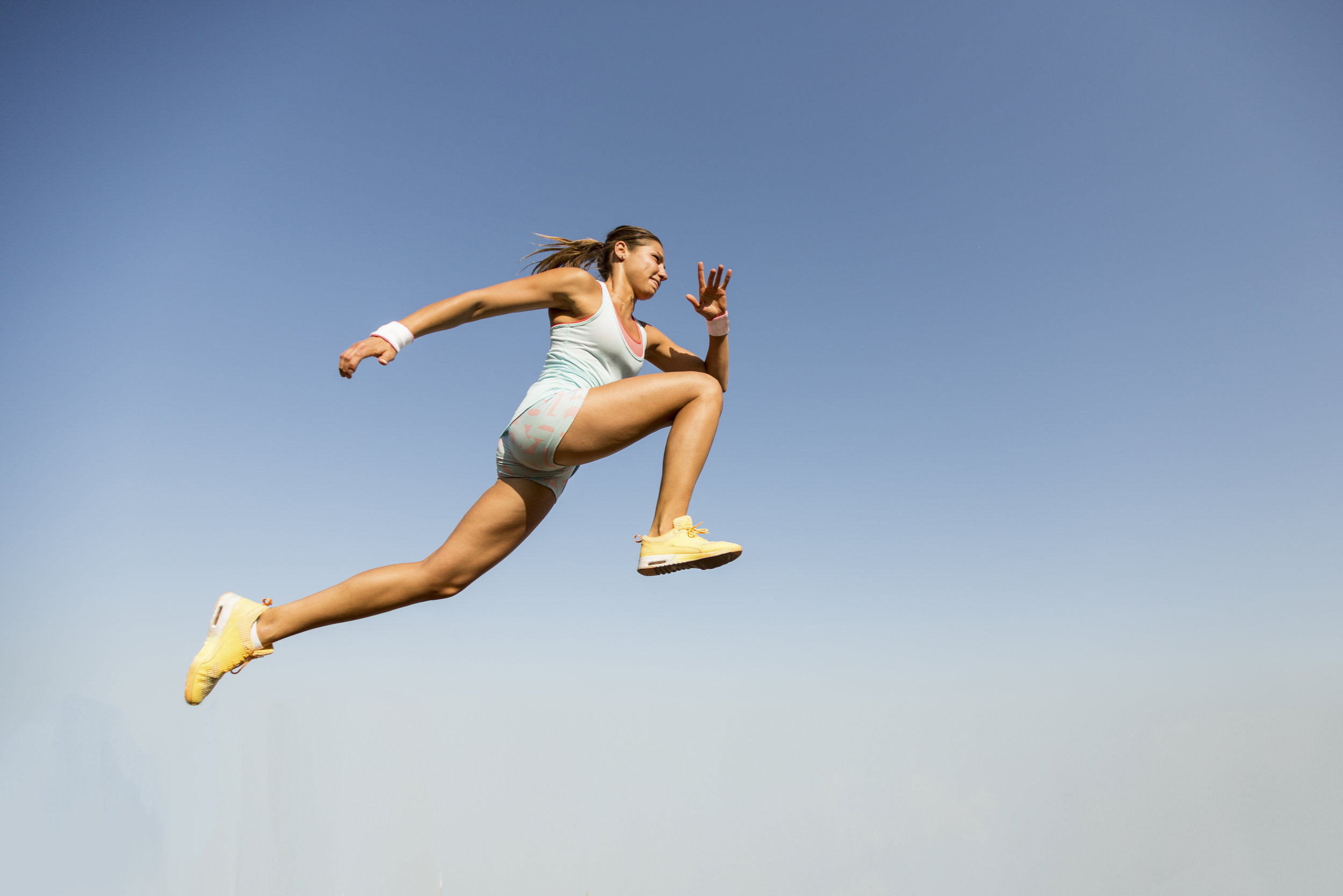 Your attitude will help you take a leap of faith to your next level of health!