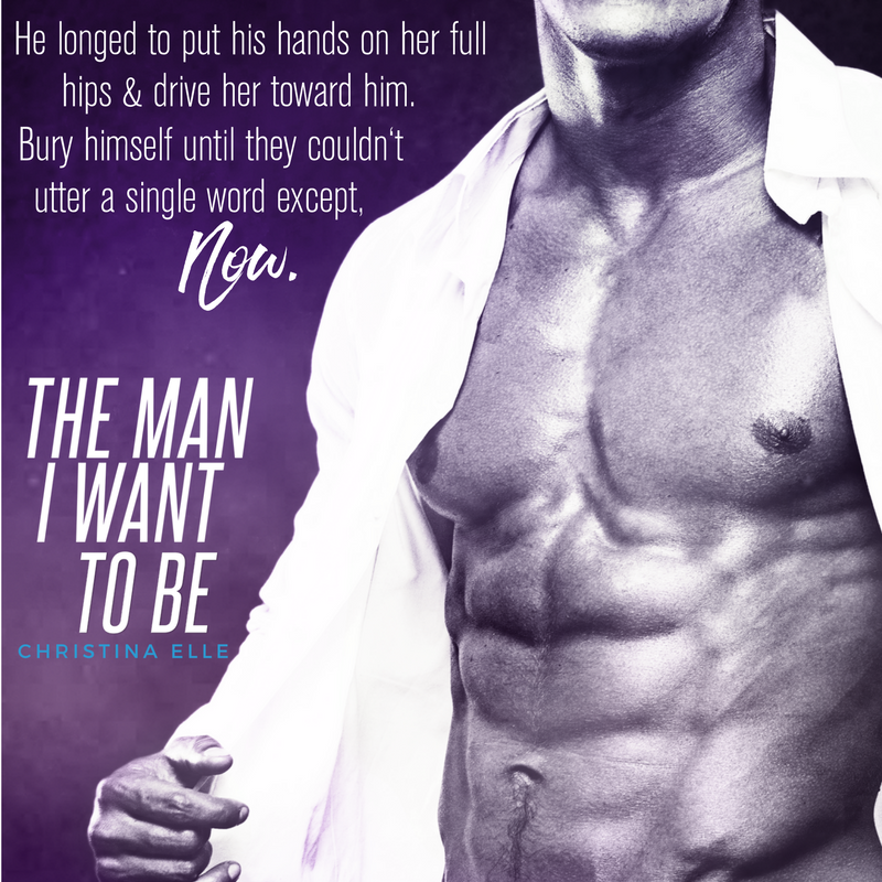 The Man I Want To Be teaser
