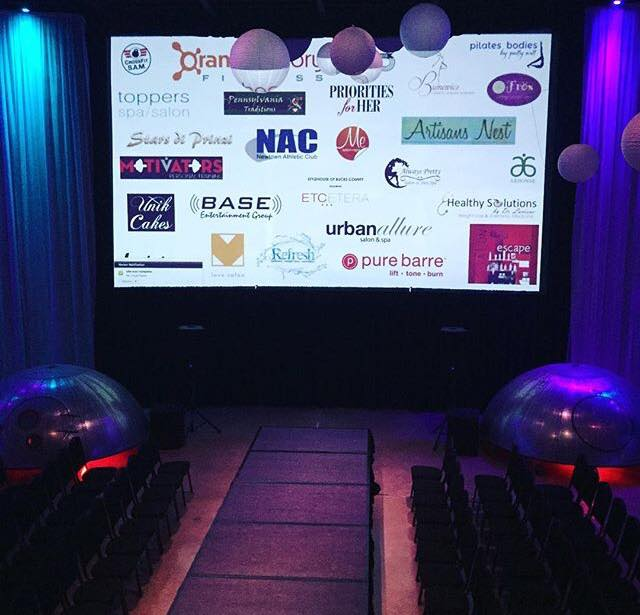 Our big screen packages also add a perfect accent to customer appreciation and corporate events.