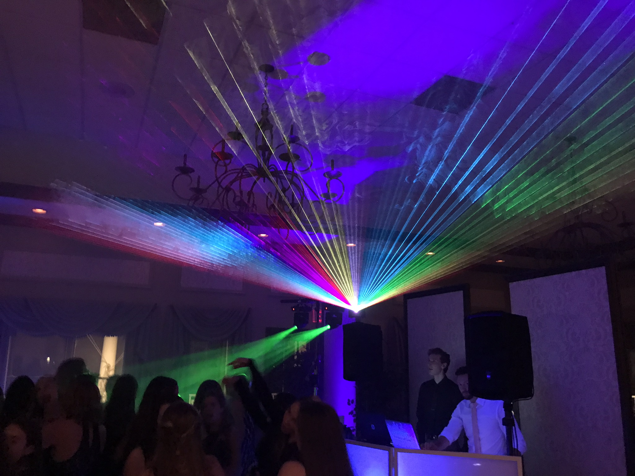 Laser Lightshow $295 - Add a Laser Lightshow. High Powered and an amazing addition to a Sweet 16