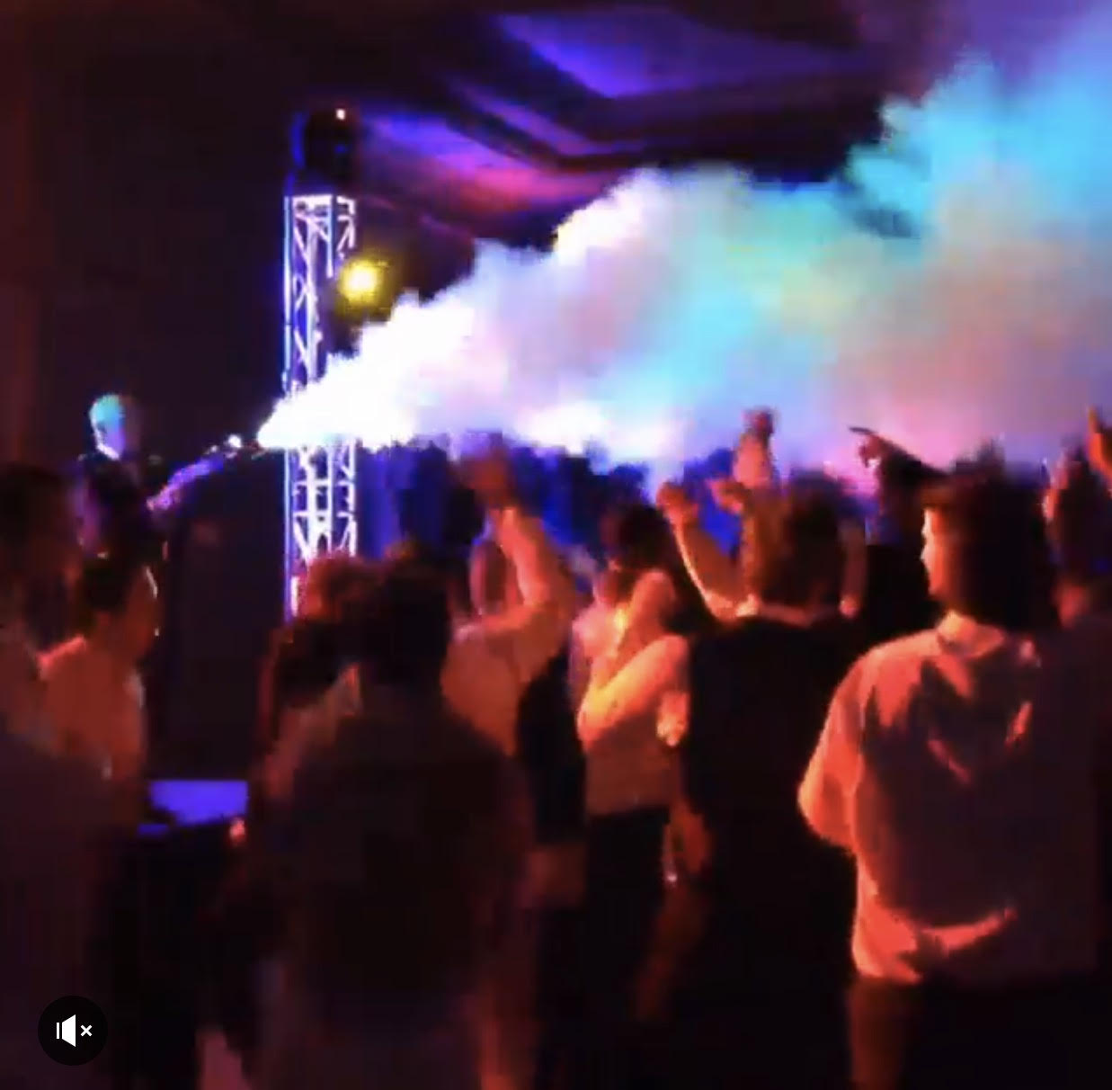CO2 Blaster $295 - Cool down the crowd with this awesome atmospheric effect!