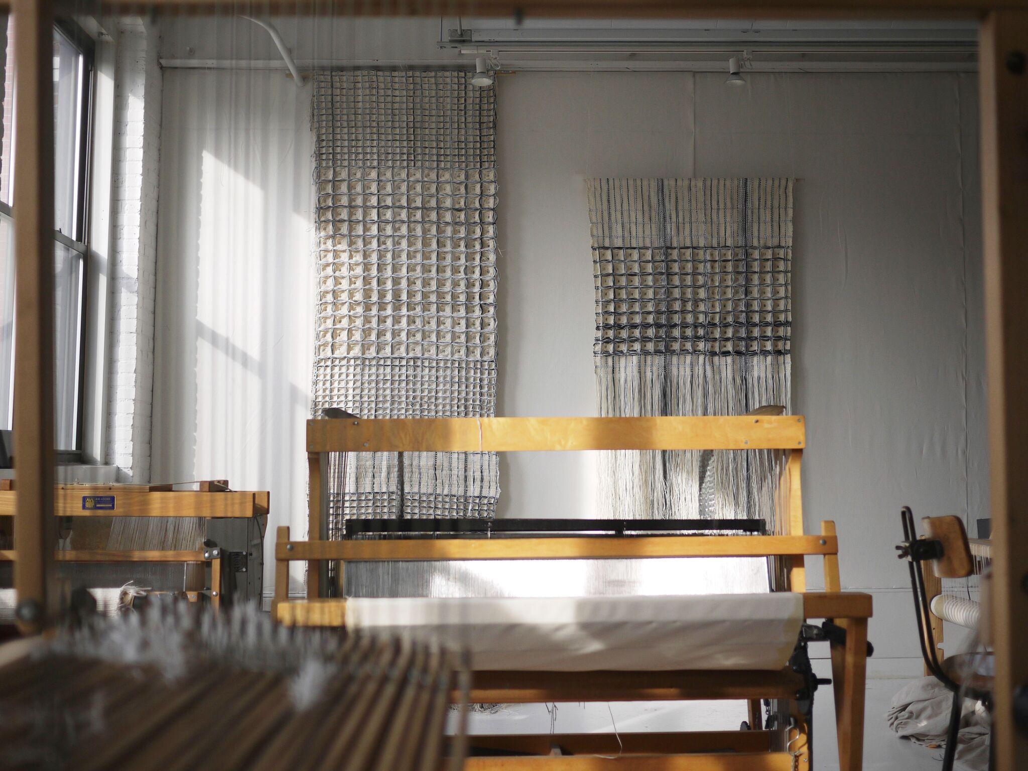 Blueprint Series, Hiroko Takeda, 2014-2015, NY Studio, various, mixed nautral fibers  4.jpg