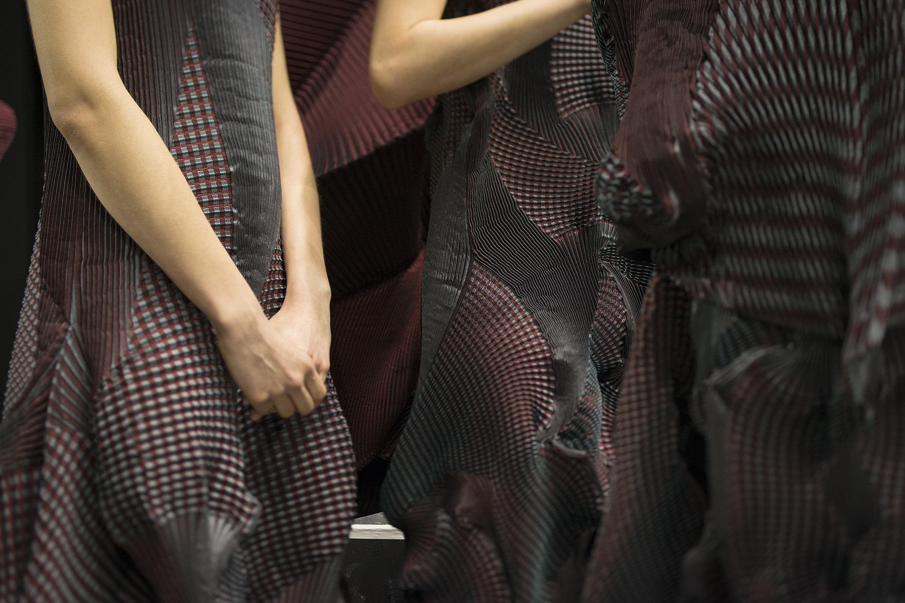 TRIBECA ISSEY MIYAKE — New York Textile Month