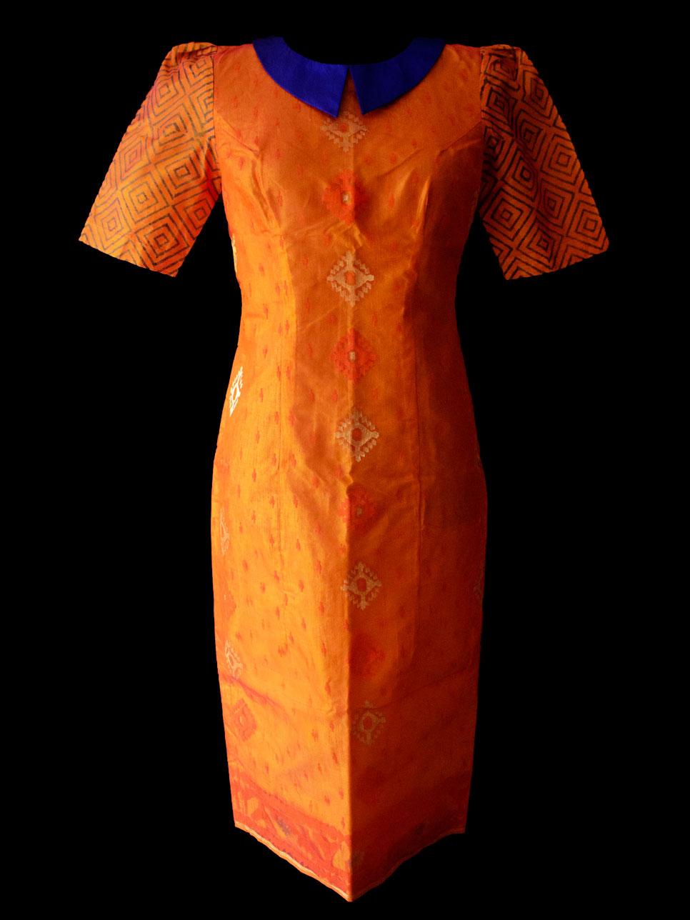 Labiba Ali - Naarifolk -Jamdani Dress.jpg