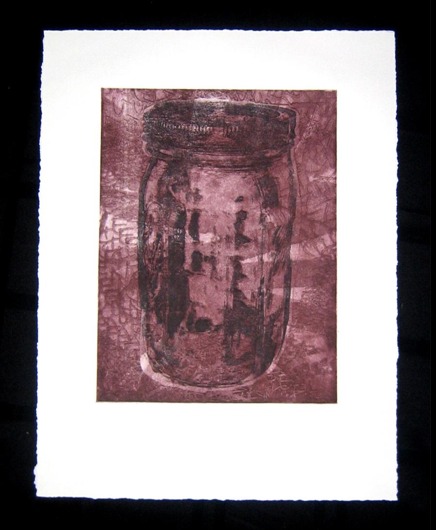 Jar - 2007Aquatint Print