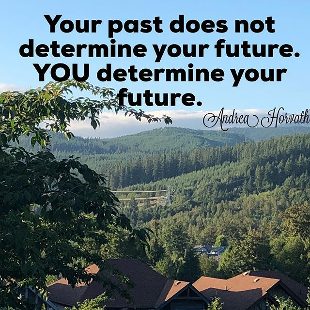 It is easy to fall into the trap of thinking the past will determine the future. It will only happen that way if you decide that. . Your current actions, thoughts and beliefs will create your future reality. This is putting you in the driver's seat. Decide what you want for your life and then move towards your goals! . . #manifestation #entrepreneur #financialfreedom #lawofattraction #financialindependence #success #goals #noexcuses #wisdom #positivity