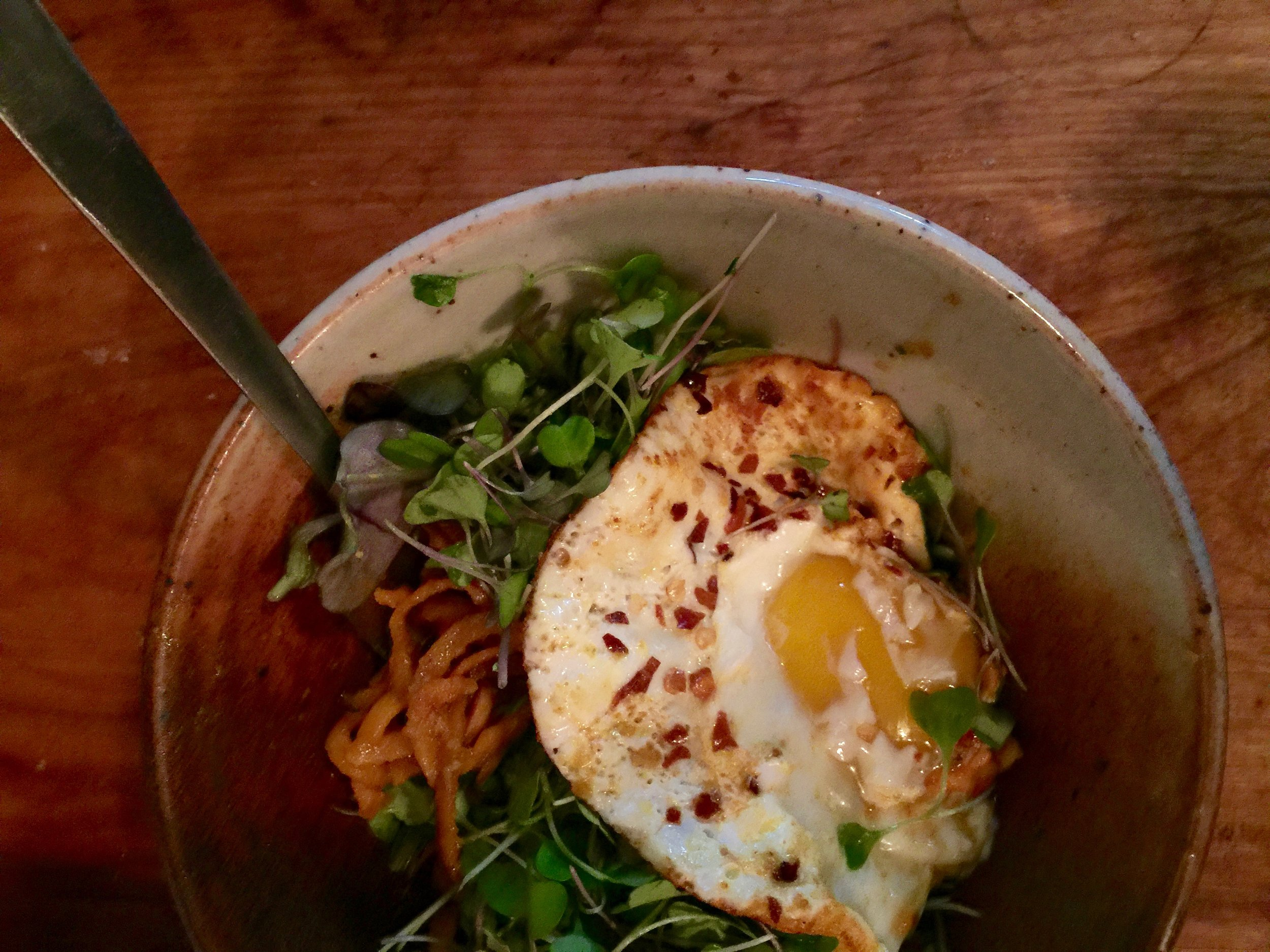 Overeating eggs is a Whole 30 complaint, the key is not scrambling them.