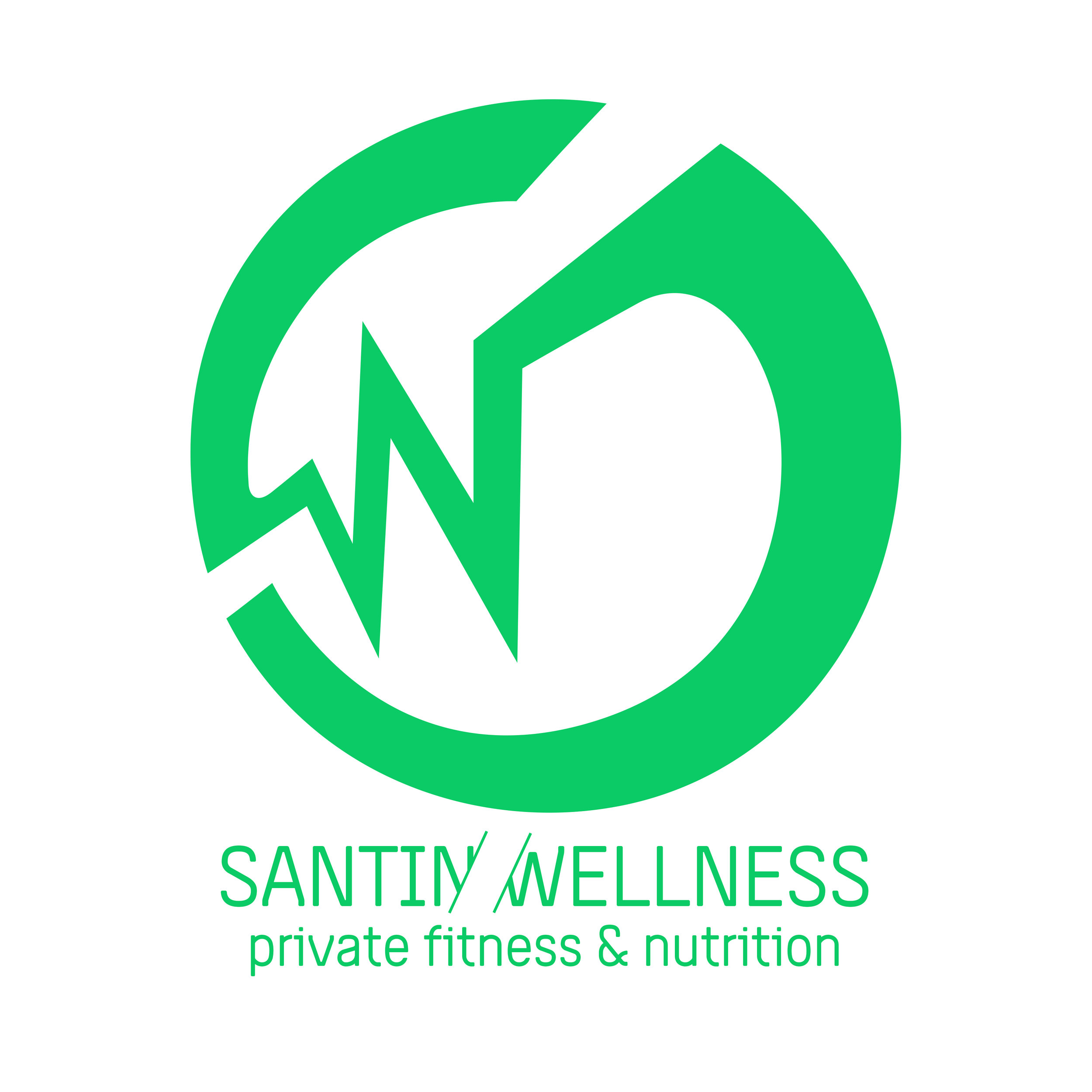 Santin Wellness, Private Fitness & Nutrition