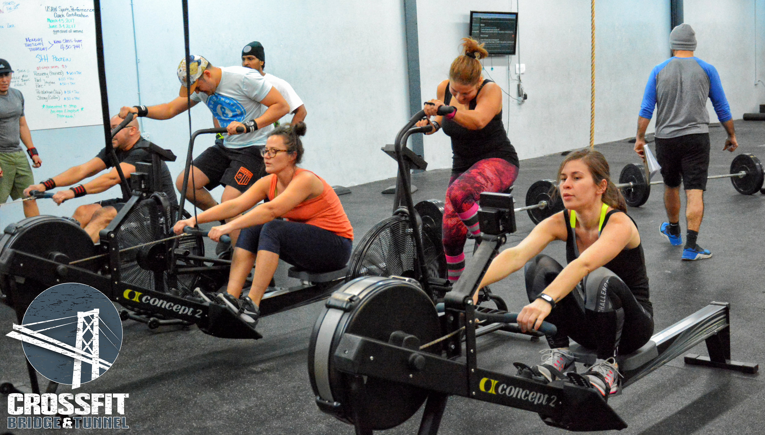 CrossFit Gym in Queens & Brooklyn