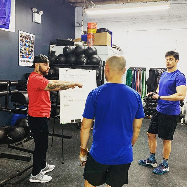Sunday's are for skill work and personal training. ⁣ Will and Christian share a common goal of mastering the bar muscle-up so they booked a joint session with Coach @hutchvalentin. ⁣ ⁣ While we can learn and get stronger in classes, higher level skills such as muscle-ups and handstand walking need special attention. ⁣ ⁣⁣⁣⁣ #ridgewood #bushwick #glendale #bedstuy #crossfit #crossfitter #crossfitgames #crossfitcommunity  #crossfitlifestyle #crossfitters #crossfitfamily #fitspo #fitfam #health #fitness #fit #workoutmotivation #healthylifestyle #workout #gymshark #sport #gym #muscle #mobility #training #nopainnogain #fitnessaddict #power #lift #fitnessgoals