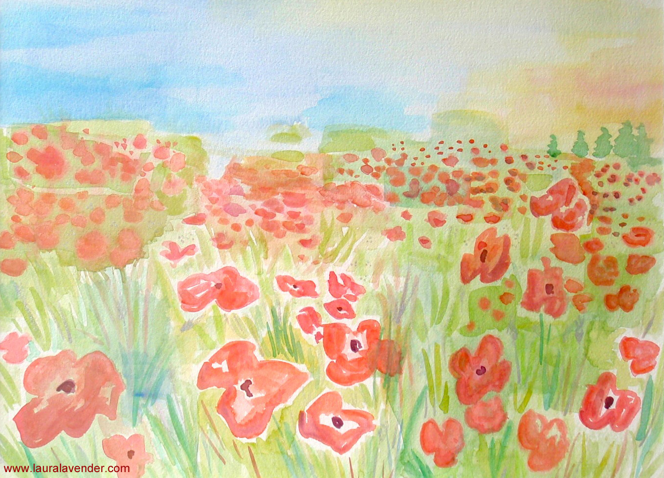 Rememberance day Poppies field Poppy