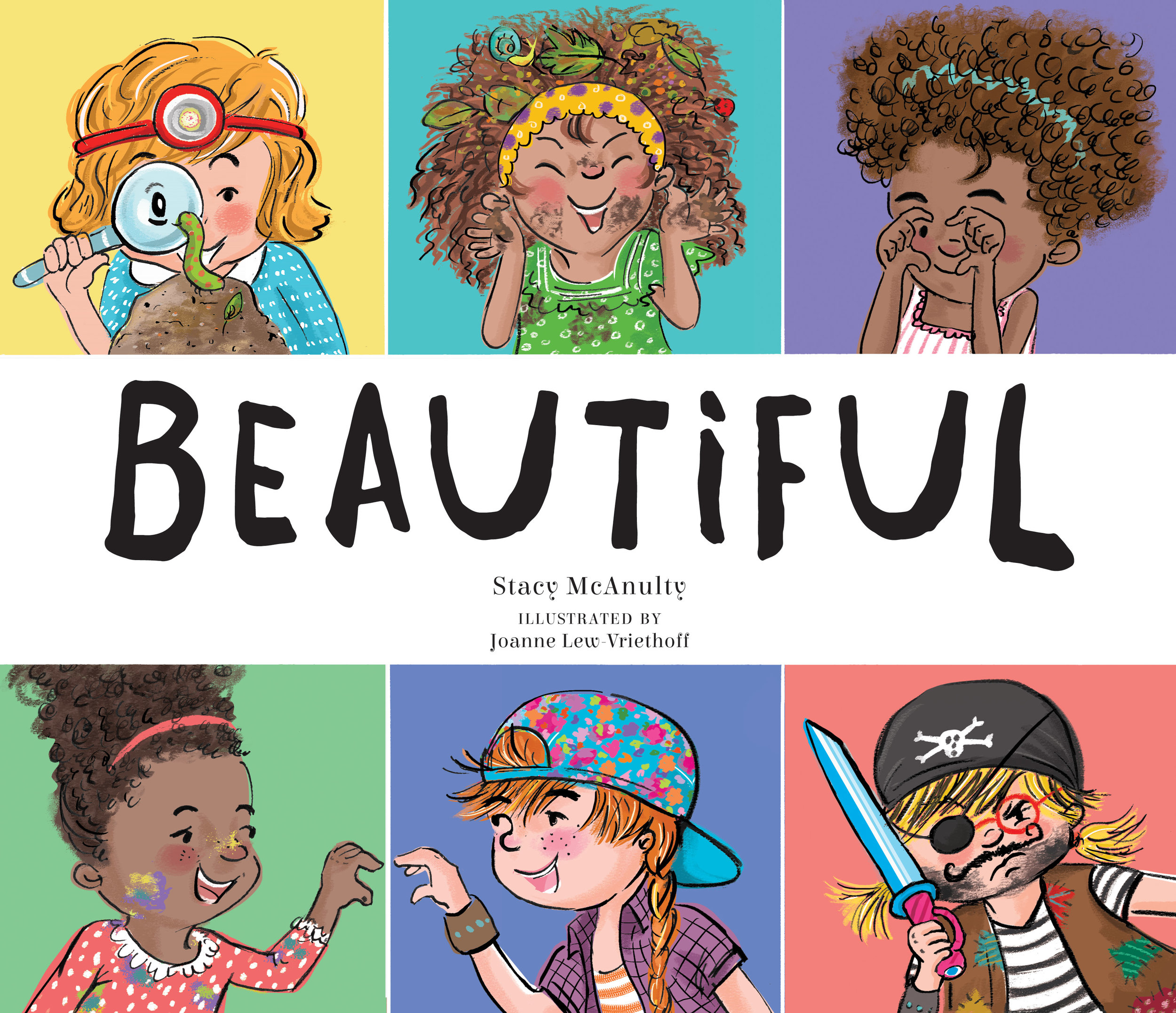 Beautiful — Stacy McAnulty