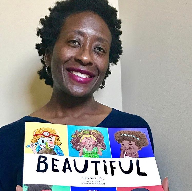 And this Georgia teacher shared on Instagram and wrote a wonderful blog post about using Beautiful in the classroom. http://www.teachmet.com/2017/03/top-4-reasons-why-you-need-this-book.html