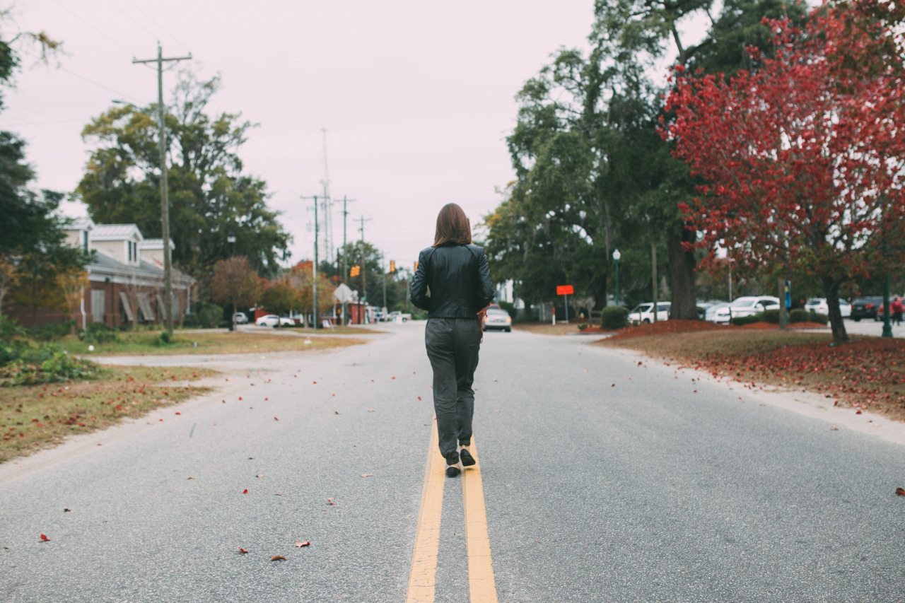 walking away; have you
