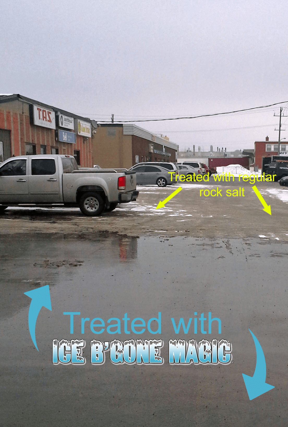 IBG Magic Granular — Ice B' Gone Magic