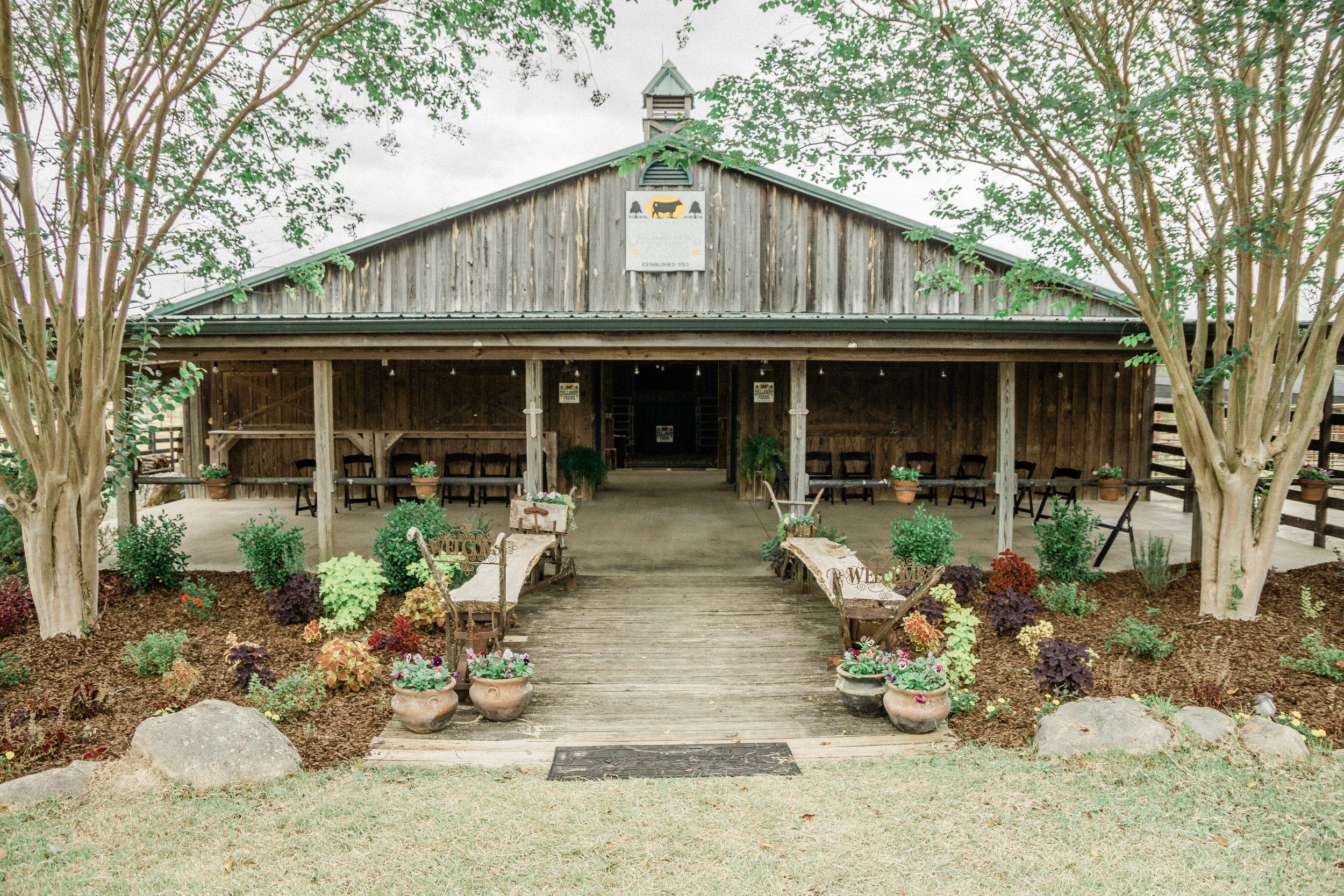 callaway farms wedding