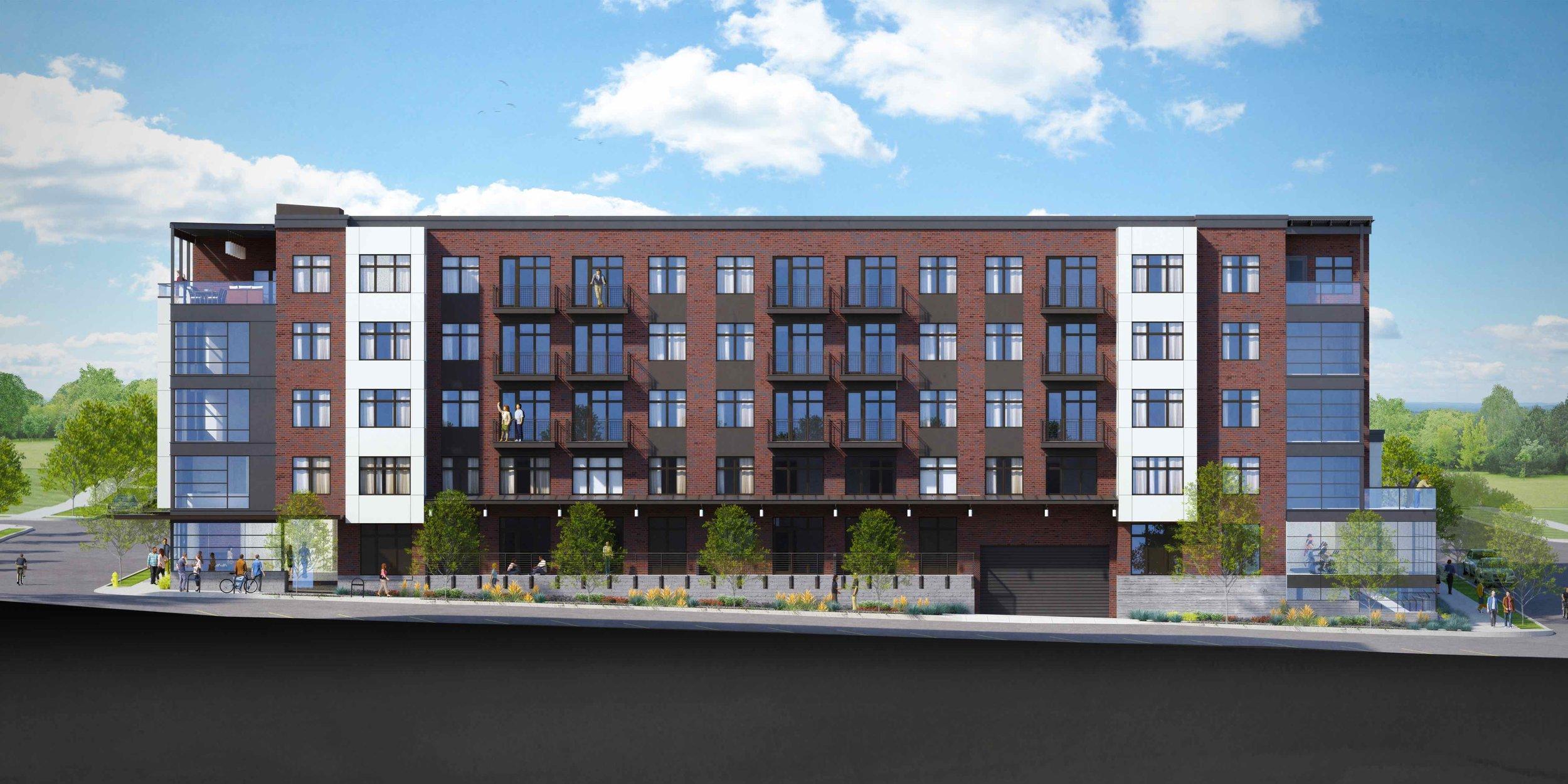 Sellwood Bridge Apartments -