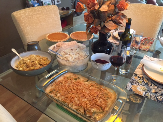 I was more present during our Thanksgiving festivities this year, thanks to the personal growth I experienced during my social media sabbatical.